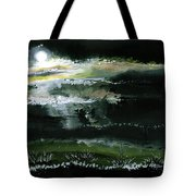Moon N Light Tote Bag