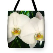 Moon Orchid Pair Tote Bag