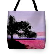 Moon Rise Tote Bag