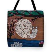 Moon Snail Bella Coola Tote Bag