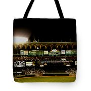 Moon In The Arches Edited 2 Tote Bag