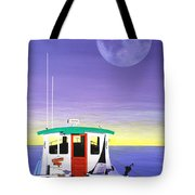 Moonbeam Tote Bag