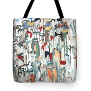 Moondrops Tote Bag