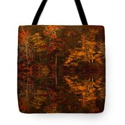 Moonlight Autumn Tote Bag
