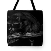 Moonlight Bandit Tote Bag