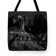 Moonlight Cathederal Tote Bag