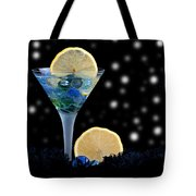 Creative - Moonlight Dark Star Cocktail Lemon Flavoured 1 Tote Bag