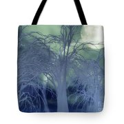 Moonlight Forest Tote Bag