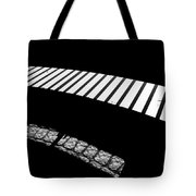 Moonlight Under The Highway Tote Bag by Bob Orsillo