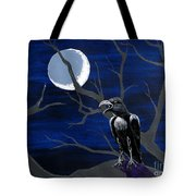Ravenous Tote Bag by Edward Fuller