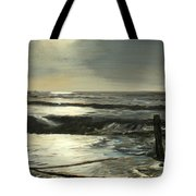 Moonlit Atlantic Tote Bag