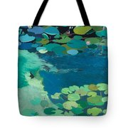 Moonlit Shadows Tote Bag