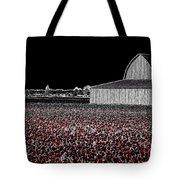 Moonlit Tulips Tote Bag