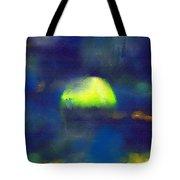 Moonrise Primitive Tote Bag