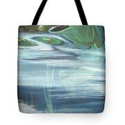 Moonshine Bass Tote Bag