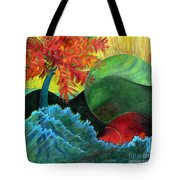 Moonstorm Tote Bag