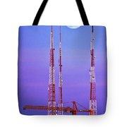 Moontowers Tote Bag