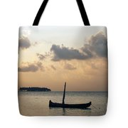 Moored For The Night Tote Bag