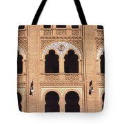 Moorish Arches Madrid Tote Bag