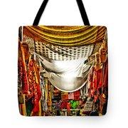 Moorish Market In Granada 2 Tote Bag