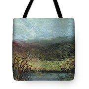 Moorland View 2 Tote Bag