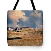 Moors Of Block Island Tote Bag