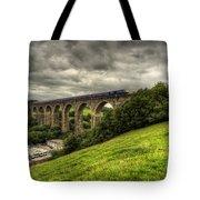 Moorswater Viaduct  Tote Bag