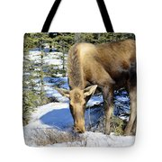 Moose Connection Tote Bag
