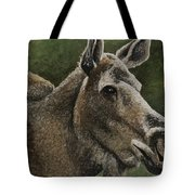 Moose II Tote Bag