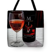 Moose Joose - Blueberry Partridgeberry Wine  Tote Bag