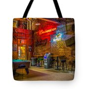 Moosehead Saloon Tote Bag
