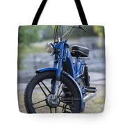 Moped Tote Bag