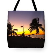 Morada Bay Tote Bag