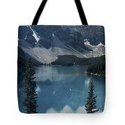 Morain Lake Tote Bag