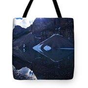Moraine Lake #4 Tote Bag