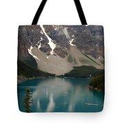 Moraine Lake - Alberta - Canada Tote Bag