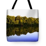 Moraine View State Park Pano 20140718-01 Tote Bag