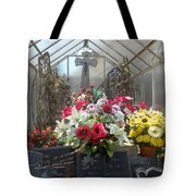 Moratorium Tote Bag by Lauren Leigh Hunter Fine Art Photography