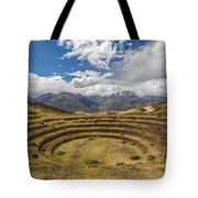 Moray - Peru Tote Bag