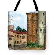 Morcone  Tote Bag by Pamela Allegretto