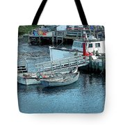 More Boats Tote Bag