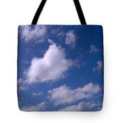 More Clouds Tote Bag