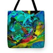More Dragonfly Art Tote Bag
