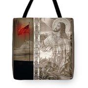 More Prayers For The Nation Tote Bag by Joe Jake Pratt