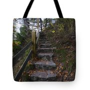More Stairs Tote Bag