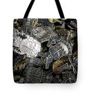 More Than Just Pot Metal Tote Bag