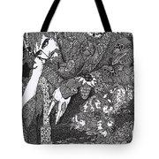 Morella  Tote Bag