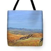 Morenci - A Beauty Of A Copper Mine Tote Bag
