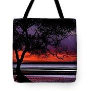 Moreton Bay View Tote Bag