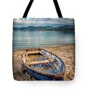 Morfa Nefyn Boat Tote Bag